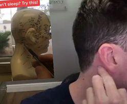 Lekarz ujawnił mało znany trik. Znasz ten mały punkt za swoim uchem?