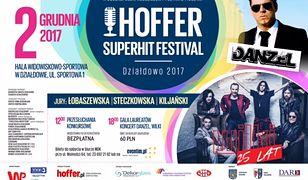 X Ogólnopolski Młodzieżowy Festiwal Piosenki HOFFER SUPERHIT FESTIVAL DZIAŁDOWO 2017
