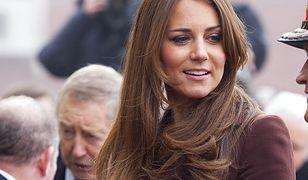 Księżna Kate cierpi w ciąży na nudności