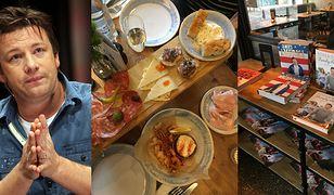Jamie Oliver, ukochany kucharz milionów widzów, w tarapatach