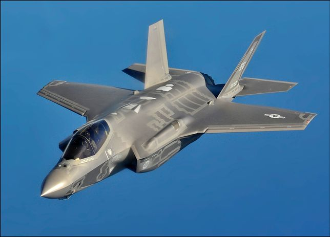 USA. Polska dostała zgodę na kupno samolotu F-35