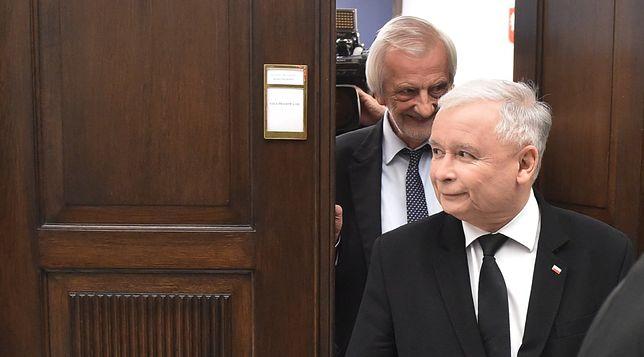 Sławomir Sierakowski: Popęd śmierci prezesa