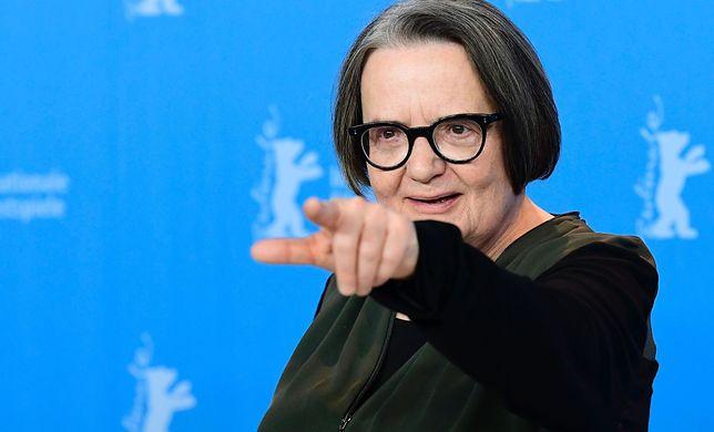 Agnieszka Holland nie ma wątpliwości, kto jest destruktorem praworządności w Polsce
