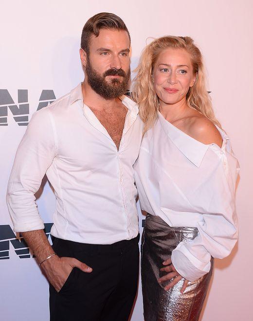 Piotr Stramowski i Katarzyna Warnke