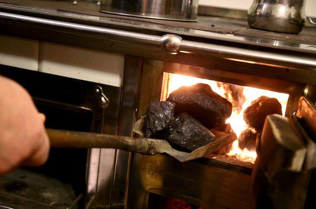 Skazany za palenie węglem i drewnem złamał uchwałę antysmogową