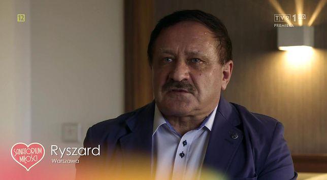 """""""Sanatorium miłości"""": Ryszard postanowił opuścić Polskę. Wyprowadza się na Cypr"""