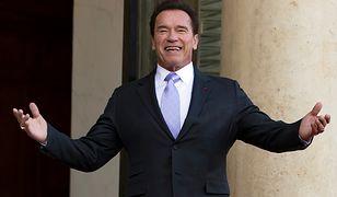 Arnold Schwarzenegger po raz pierwszy odwiedzi Polskę