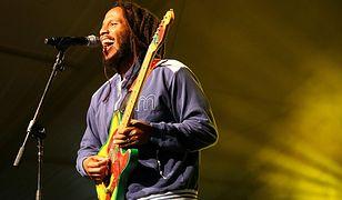 Ziggy Marley o Afryce