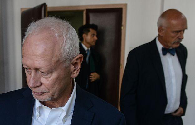 Michał Boni, Janusz Korwin-Mikke