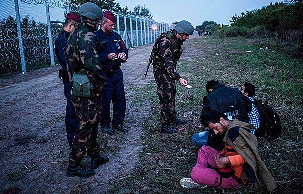 """Na węgiersko-serbskiej granicy zatrzymano jednego """"terrorystę"""""""