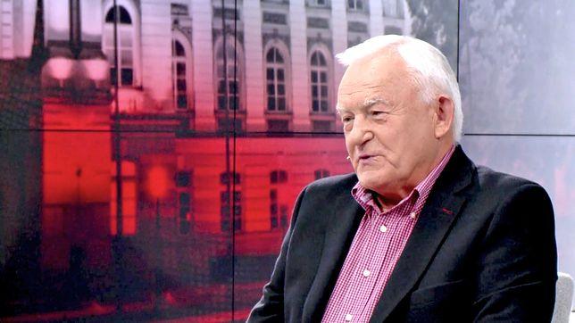"""Leszek Miller o ew. decyzji o wygaszeniu mandatu Zdanowskiej: jeśli wojewoda to zrobi, to będzie """"ulica"""""""
