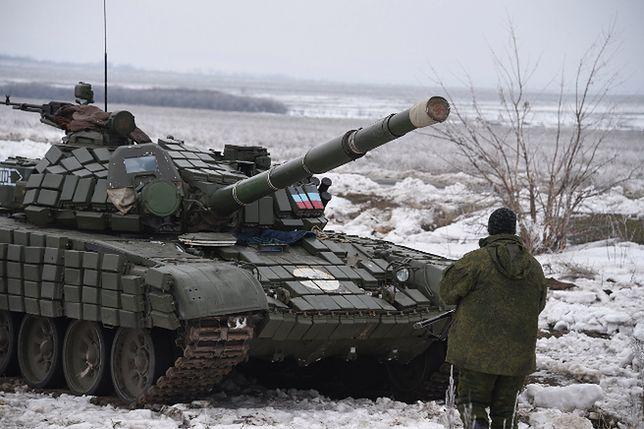 Prorosyjscy separatyści to nie jedyny problem władz w Kijowie