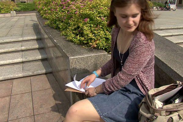 17-letnia Polka autorką unikalnego projektu z dziedziny nanotechnologii