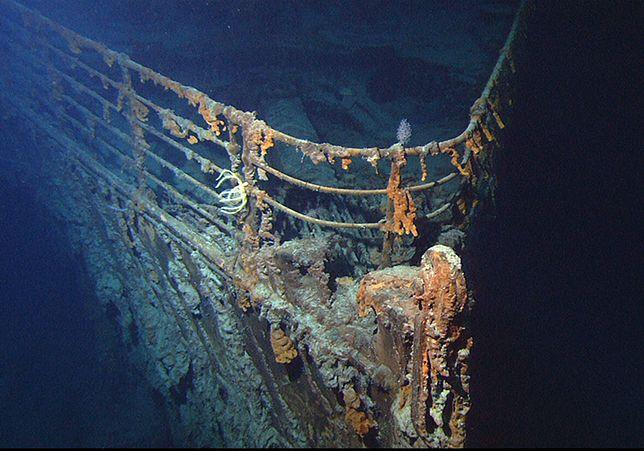 Wrak Titanica dostępny dla każdego. Każdego, kto jest bogaty