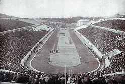 Ateny 1896. Pierwsze nowożytne igrzyska olimpijskie
