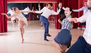 Swing to taniec latynoamerykański