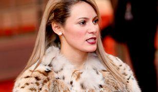 Partnerka Maradony wywołała oburzenie podczas losowania grup do mistrzostw świata w piłce nożnej.