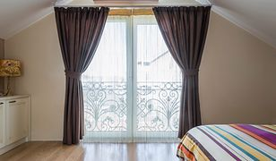 Firany balkonowe powinny zapewnić prywatność
