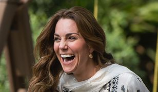 Paparazzi nie wiedzieli, gdzie bawi się księżna