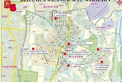 Nowe hotspoty w Wilanowie