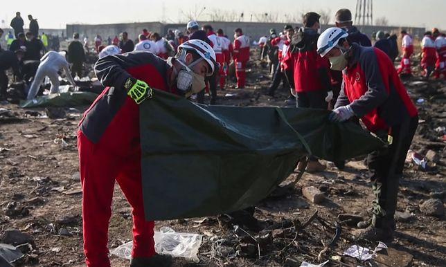Nagranie z Iranu obiegło świat. Moment trafienia w Boeinga autentyczny – piszą media