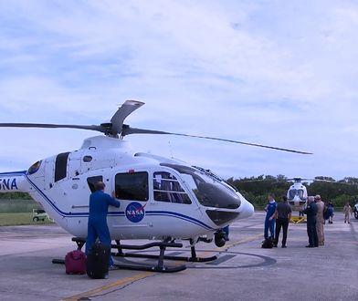 NASA odebrała ostatni śmigłowiec Airbus H135. Posłuży m.in. do zapewnienia bezpieczeństwa