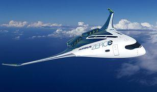 Airbus pokazał nowy samolot. To pierwsza taka maszyna na świecie