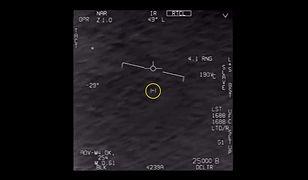 Pentagon sprawdzi, czy nie było nieprawidłowości w postępowaniu z dowodami na istnienie UFO