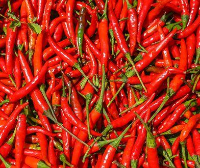 5 faktów, których nie wiecie o papryczce chilli