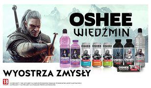 """OSHEE Wiedźmin: nowe """"eliksiry"""" wchodzą na rynek"""