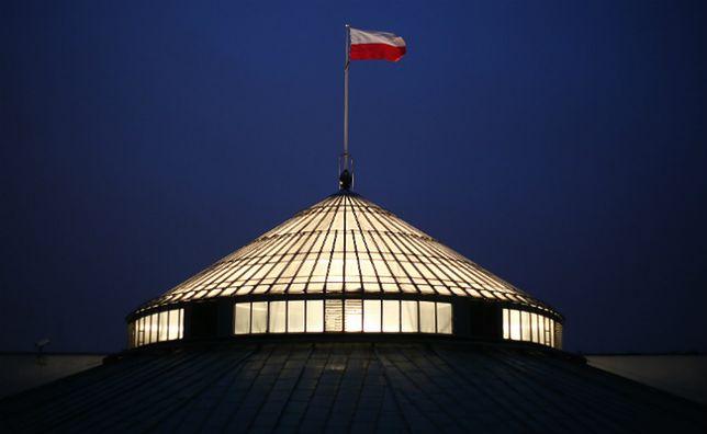 Dach Sejmu