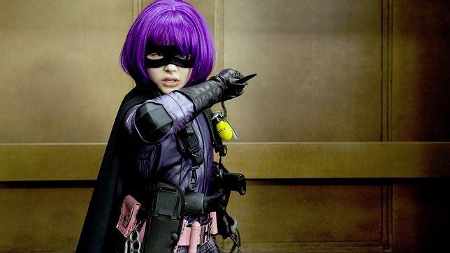 Hit Girl - w popkulturze mamy coraz więcej superbohaterek