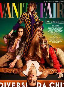 """Maneskin dla """"Vanity Fair"""": """"Sprawiedliwość to równość, szacunek, piękno"""""""
