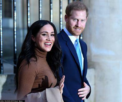 Książę Harry i Meghan Markle rezygnują z bycia utrzymankami dworu.