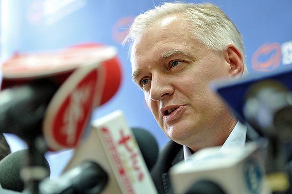 Jarosław Gowin: oczekuję istotnej korekty polityki rządu Tuska