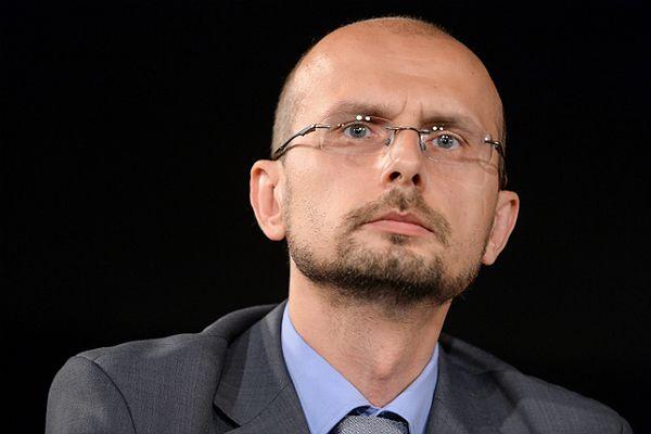 Artur Heliak z Ruchu Obywatelskiego na rzecz JOW