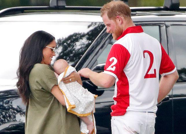 Meghan Markle i książę Harry na tanim obiedzie. Chcą być jak księżna Kate i książę William