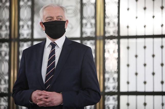 Wybory prezydenckie 2020. Jarosław Gowin: rozpoczynamy konsultacje propozycji zmian w konstytucji
