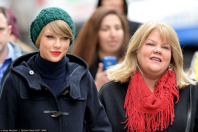 Mama Taylor Swift cierpi na raka mózgu