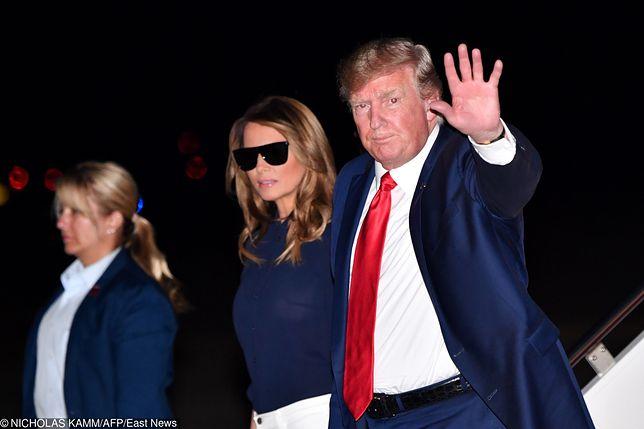 1 września. Donald Trump przyleci do Polski w niedzielę