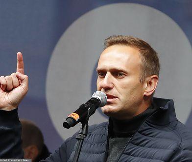 Aleksiej Nawalny (rosyjski opozycjonista) - zdj. arch.