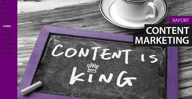 Content marketing - metoda znana od lat przeżywa dzisiaj prawdziwy renesans