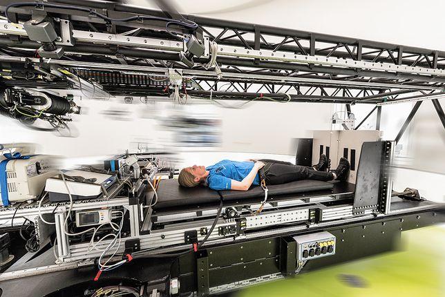 ESA i NASA zapłacą ponad 70 tysięcy złotych za leżenie w łóżku