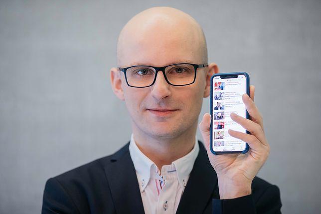 """Nowa strona mobilna Wirtualnej Polski. """"Przyspieszamy razem z technologiami"""""""