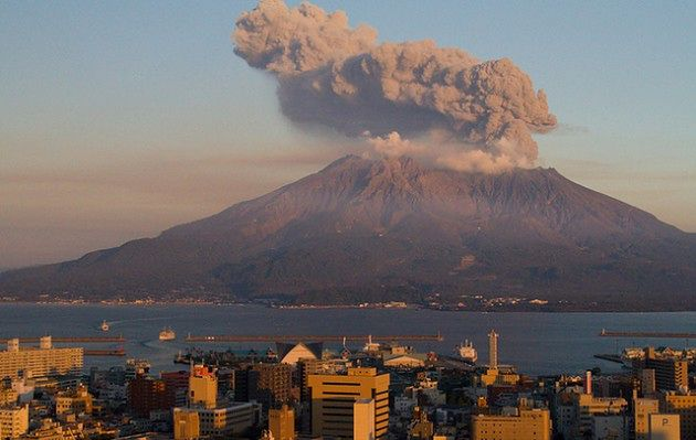 Kagoshima - japońskie Hawaje