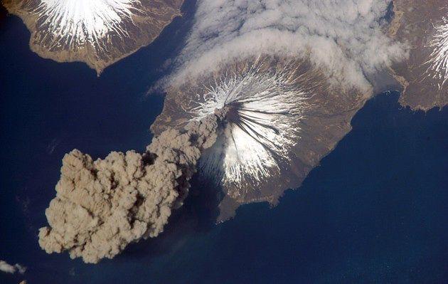 Piękno śmiercionośnych wulkanów