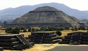 Archeolodzy znaleźli azteckiego boga