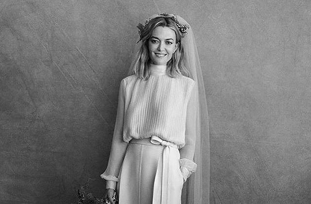 Córka założyciela Zary wzięła ślub. Czy poszła do ołtarza w sukience z sieciówki?