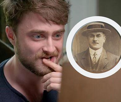 Daniel Radcliffe poruszony historią pradziadka