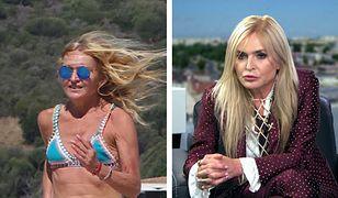 Monika Olejnik biega na wakacjach. Ale ona ma ciało!